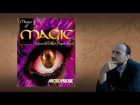 "Gaming History: Master of Magic ""The game everyone wanted to remake"""