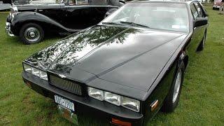 1976 - 1989 Aston Martin Lagonda