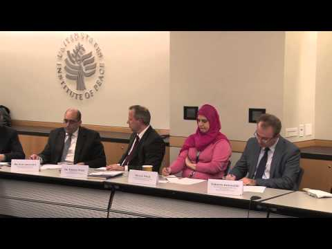 The International Organization of Migration and USIP on Developments and Trends in Iraq