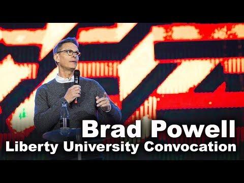 Brad Powell - Liberty University Convocation