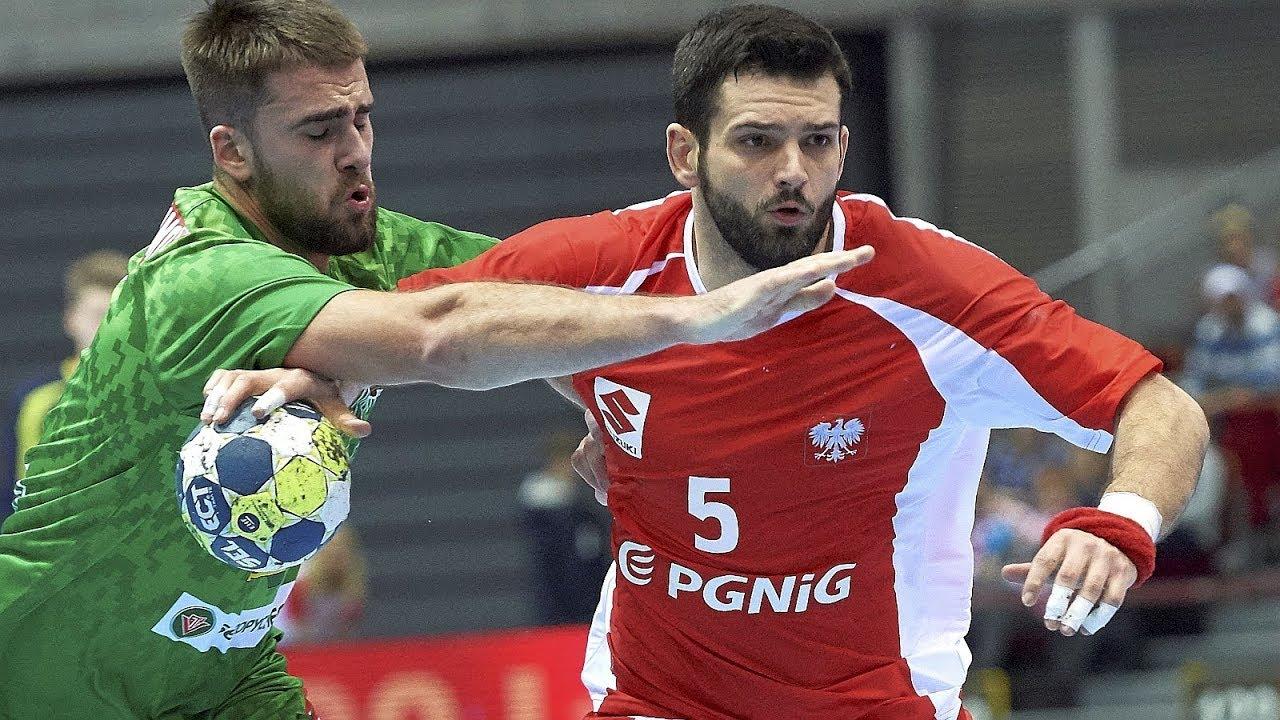 Puchar Czterech Narodów, finał: Białoruś – Polska 22:26 (skrót)