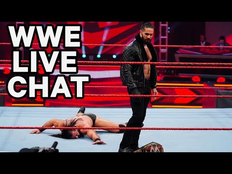 WWE Live Chat & Analysis W/ Aftermath Crew