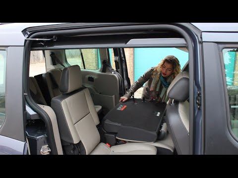 Behind The Wheel With Lindsay 2014 Ford Transit Connect