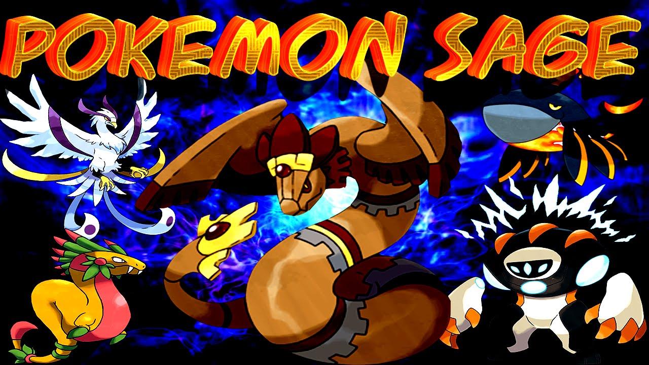 pokemon sage legendary walkthrough part 1 hunting legendary and