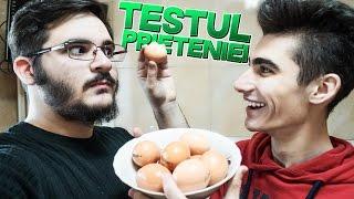 Testul Prieteniei  /w Cafea Albă - Ne-am spart Ouă Crude in Cap !
