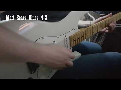 Matt Sears Blues 4-2