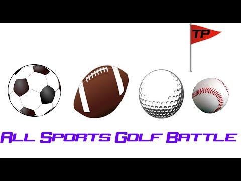 All Sport Golf Battle