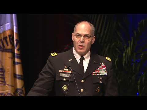 Gen. Perna Remarks on Army Updates