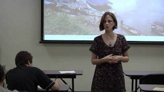 """""""Peru: The Land, The People, The Culture"""" Dr. Judith Hoffmann Pt_2"""