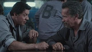 """Schwarzenegger e Stallone juntos em """"Plano de fuga"""" - cinema"""