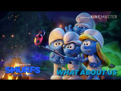 Smurfs The Lost Village Music Video | What About Us