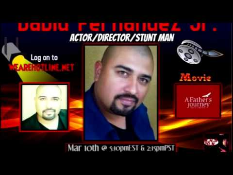 Keith Harris Show talks to David Fernandez Jr.