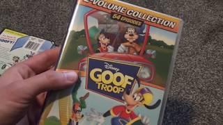 Disney's Goof Troop 2-Volume DVD Collection Unboxing