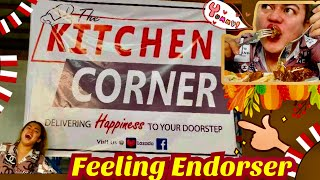 ENDORSER NA KAMI | THE KITCHEN CORNER | BRENDA MAGE