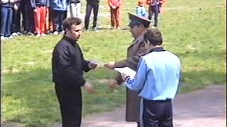Цербст 1991 год награждение победителей