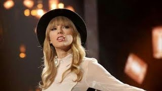 Taylor Swift - State of grace at X Factor in 2012