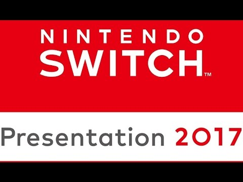 Let's React: Nintendo Switch Presentation 2017 (Call B) #SwitchGang