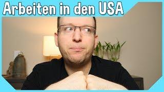 Arbeiten in den USA Urlaub und Krankheit / Auswandern in die USA als Deutscher