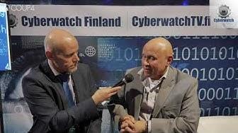 CyberwatchTV interview Martti J Kari