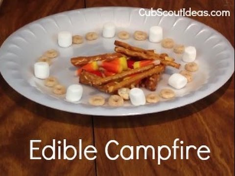 Campfire Crafts Scouts