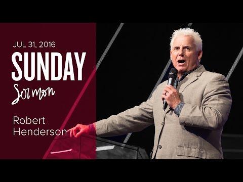 The Courts of Heaven - Robert Henderson (Sunday, 31 Jul 2016)