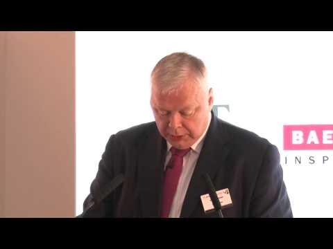 Alan Garwood,  Group Business Development Director,  BAE Systems
