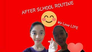 After School Routine ~shafa cinta~