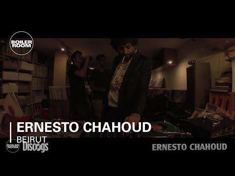 Groove: Ernesto Chahoud Boiler Room Beirut DJ Set