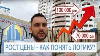 Цены на недвижимость Сочи - ГДЕ ЛОГИКА??