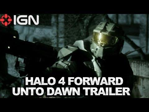 Halo 4 Forward Unto Dawn Official Trailer Youtube