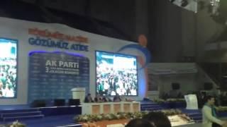 AK PARTi Genel Merkez Genclik Kolları 3. Olağan kongresi ba