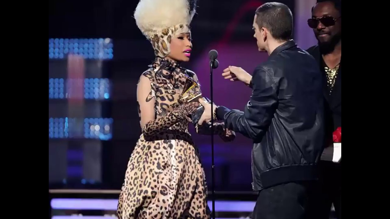 Nicki Minaj is Dating Eminem