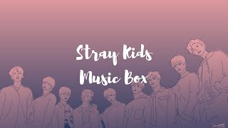 chill stray kids music box