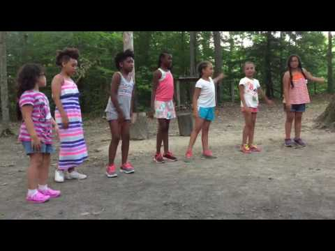 Camp whitewood girls skit