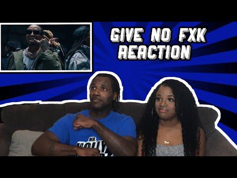 Migos, Young Thug, Travis Scott - Give No Fxk (official video) Reaction!