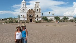 San Xavier del Bac Mission, Grotto Hill, & A Ghost? - Tucson, …