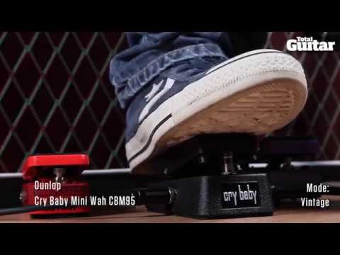 Mini Effects Pedal Shootout Demo: Wah (Hotone, AMT, Dunlop Cry Baby Mini)