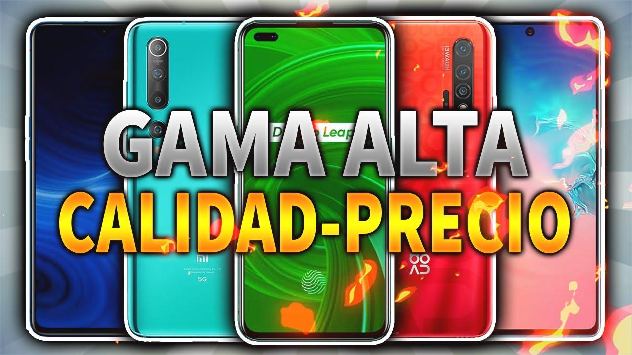 Los MEJORES GAMA ALTA CALIDAD-PRECIO del 2020 MENOS de 350$