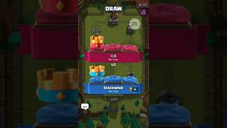 Clash Royale day 1
