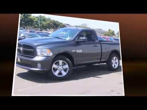 Dodge Huntington Beach >> 2016 Ram 1500 Express Regular Cab 4x4 - YouTube
