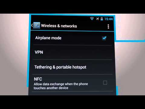VPN In Touch - Android PPTP Configuration