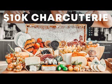 $10,000 Charcuterie Board - Nick DiGiovanni