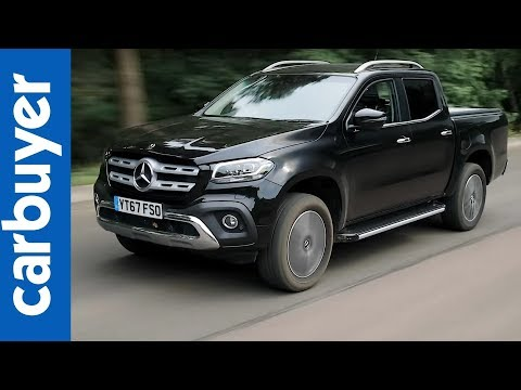 New 2018 Mercedes X-Class in-depth review – Carbuyer – Ginny Buckley