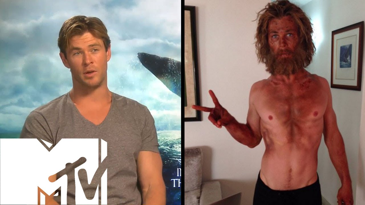 Chris Hemsworth Body Transformation: In The Heart Of The ...