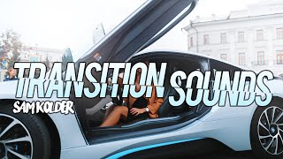 Transition Sounds Effects! | (Sam Kolder, JR Alli) - Premiere Pro / FCPX