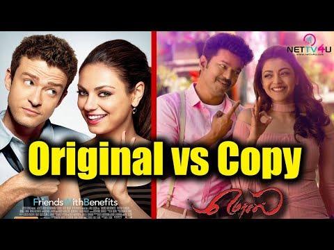 Original vs Copy | Mersal Lyrical Video...