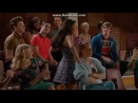 Glee - Valerie (Season 5) Full Performance