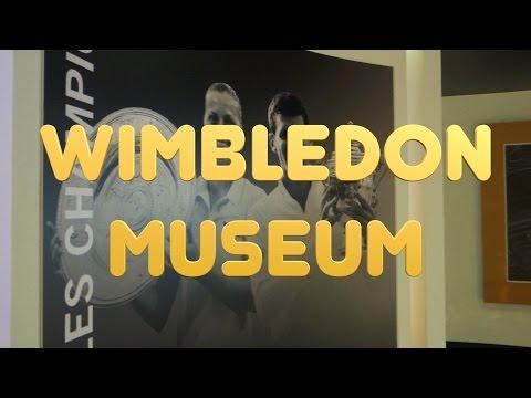 London 23 - Wimbledon Lawn Tennis Museum