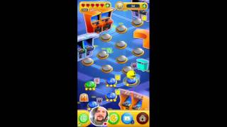 Pac-Man: Puzzle Tour gameplay - yo, this is Candy Crush