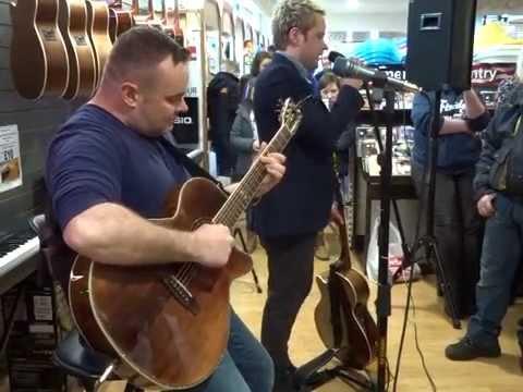 Derek Ryan & Matt Curran (VIDEO 5) - Camerons Music, Ballymena
